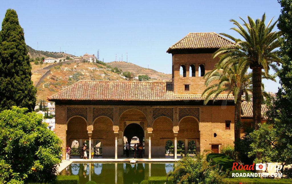 Alhambra, la tour des dames