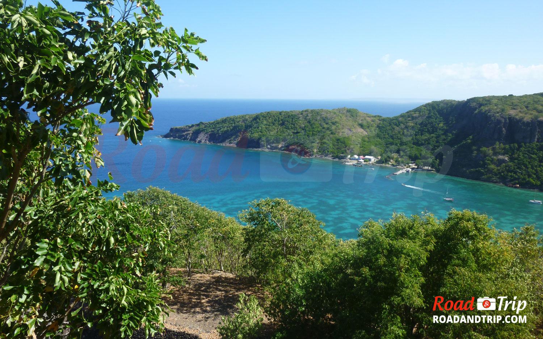 Que faire sur l'île des Saintes en Guadeloupe ?
