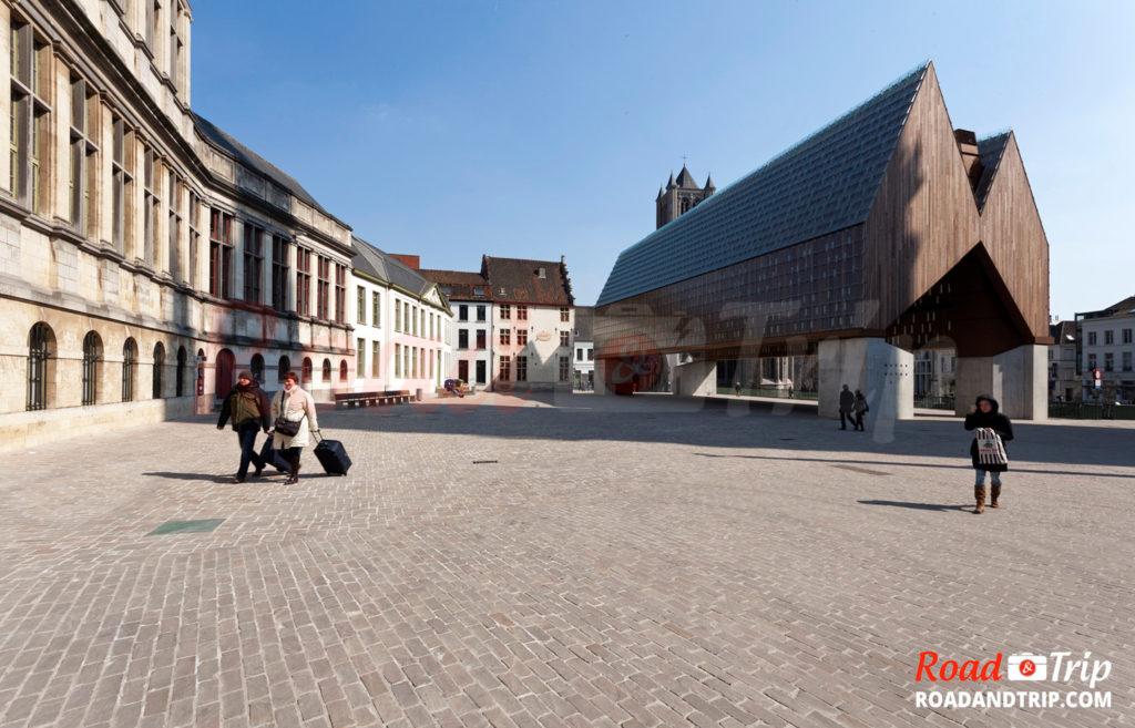 Architecture à Gand