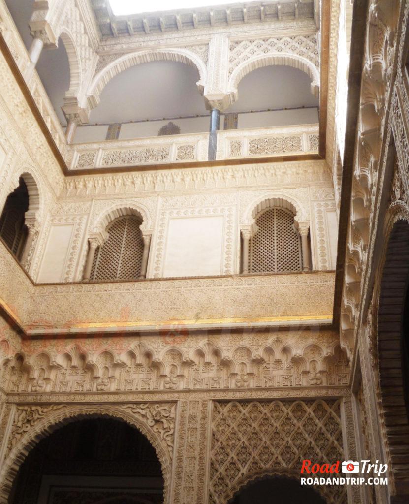 Architecture de l'Alcazar