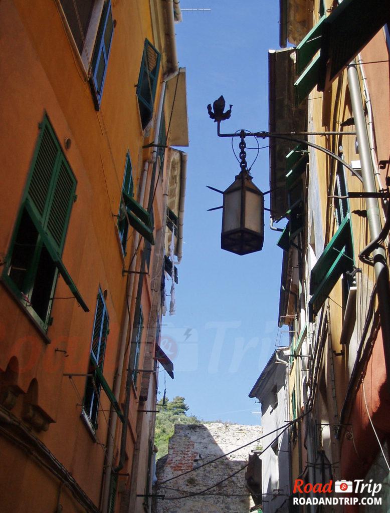 Architecture typique d'Italie