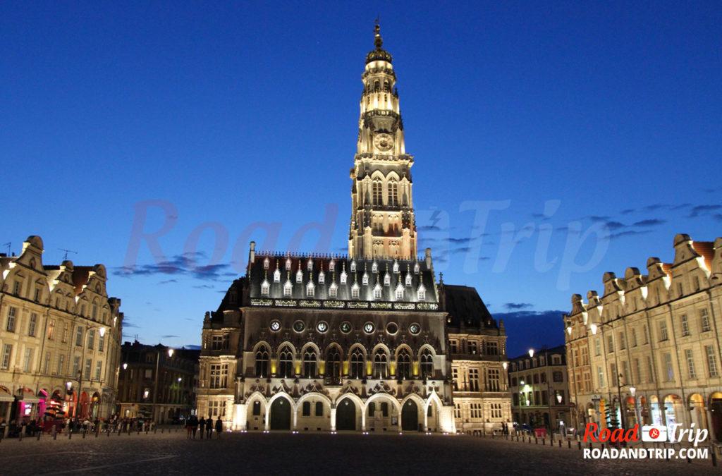 Arras province d'Artois