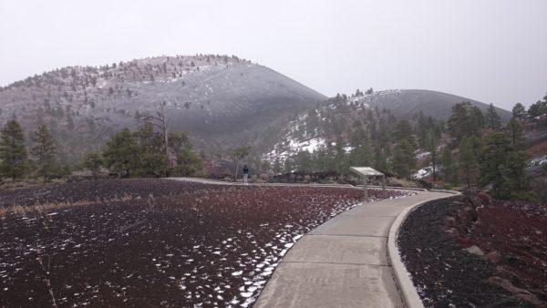 Balade dans Lava Flow Trail