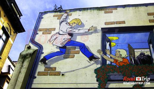 Bande dessinée à Bruxelles
