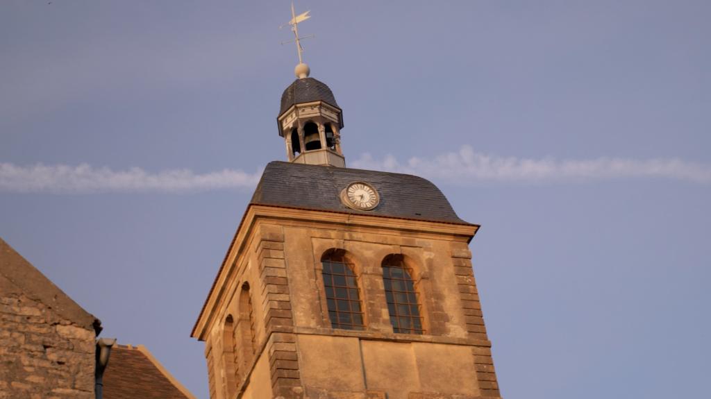 Basilique de Vezelay dans le Morvan