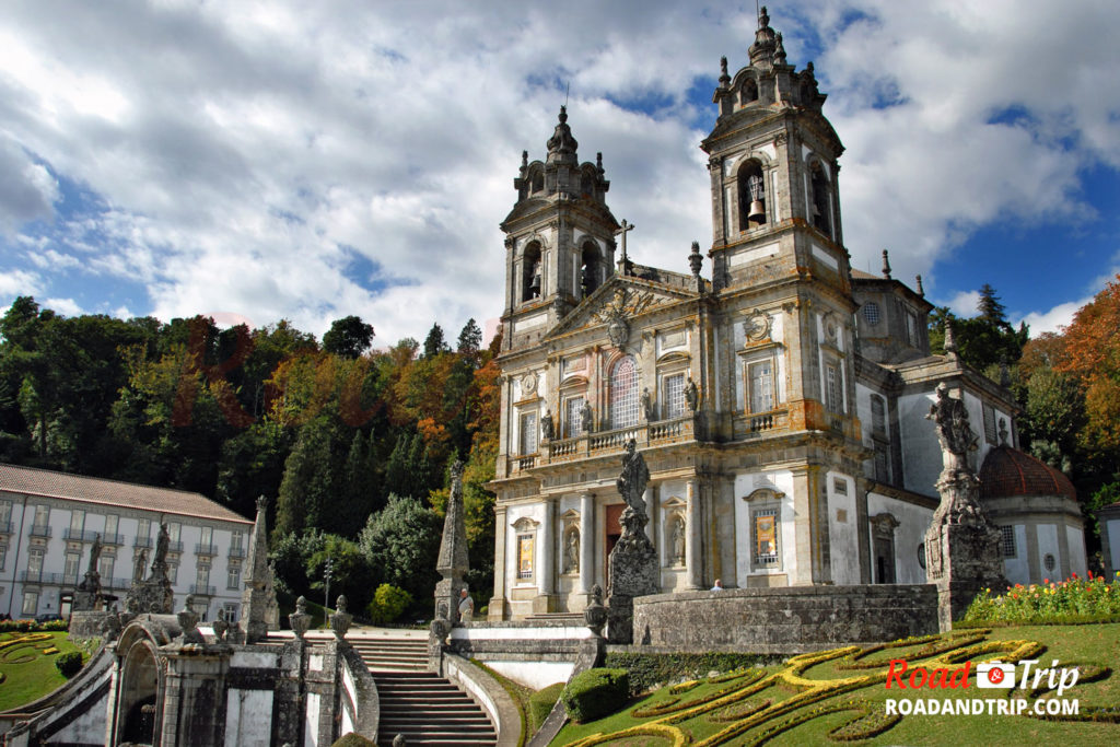 Braga au Portugal
