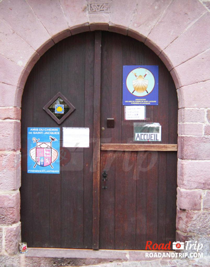 Bureau des Pèlerins