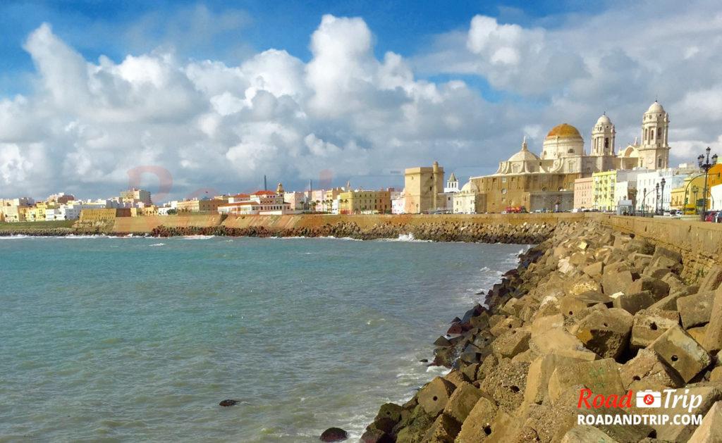 Petit séjour touristique à Cadix (Cádiz) en Andalousie