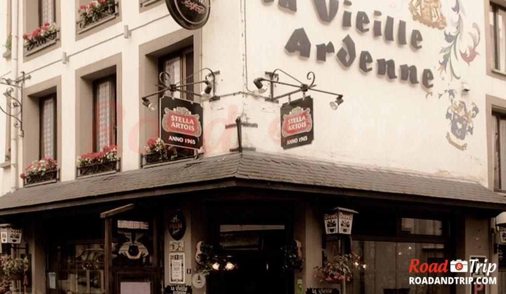 Café-restaurant la Vieille Ardenne