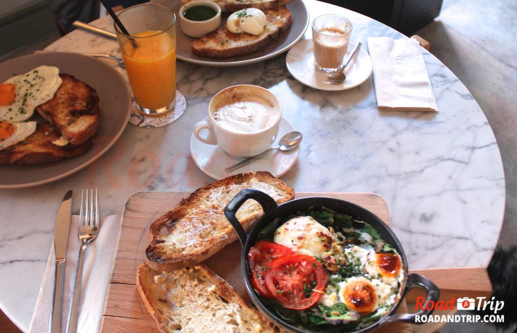 Cafe Federal à Madrid