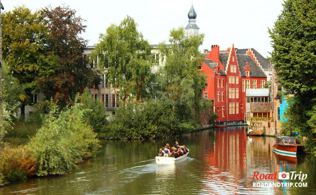 Canal de Gand
