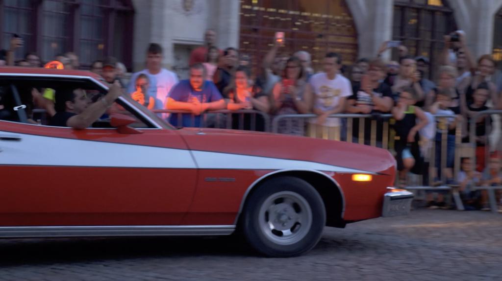 Car Show à Cluny Rencontre Européenne des Voitures Stars de Cinéma REVSC