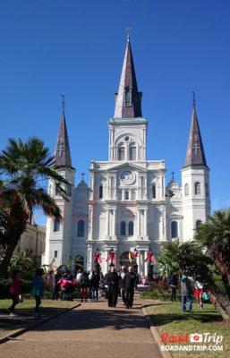 Cathédrale Saint-Louis de la Nouvelle-Orléans