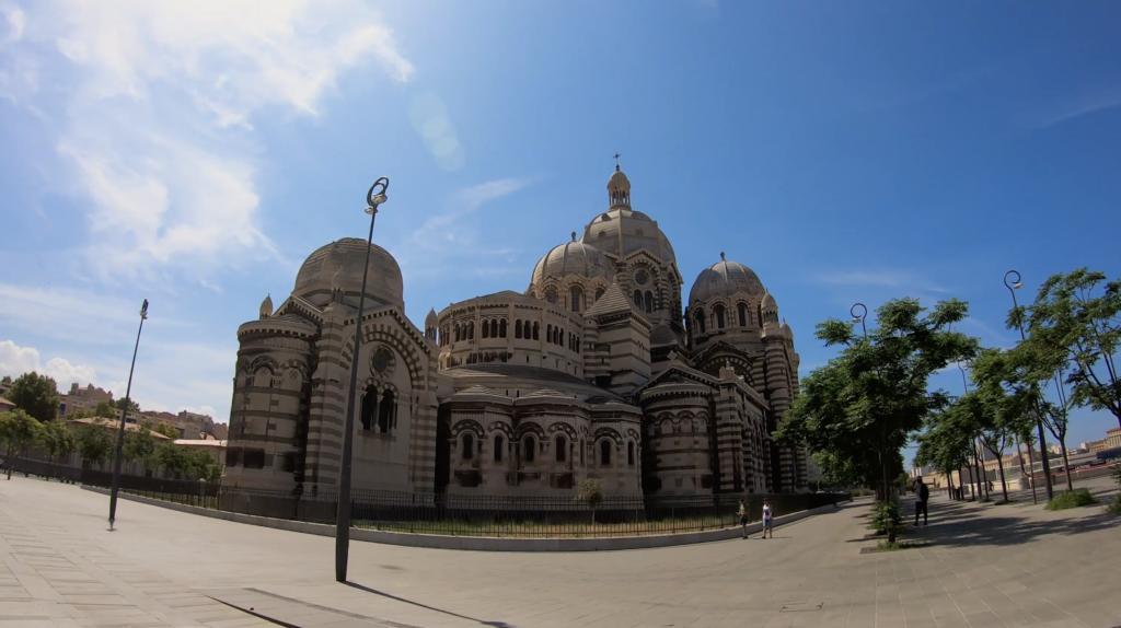 Cathédrale Saint Major de Marseille