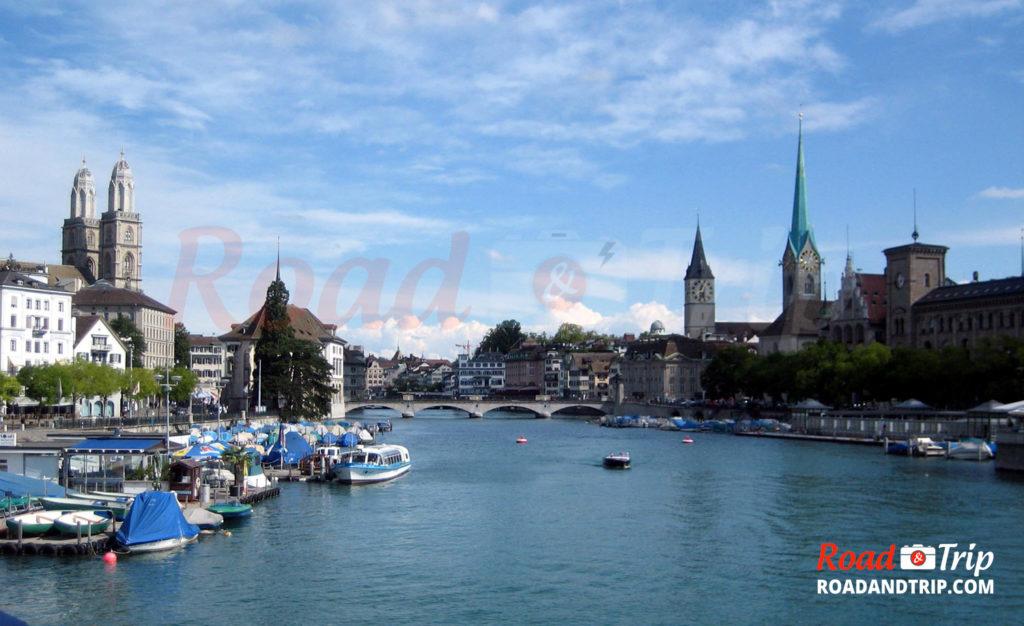 Cathédrale de Zurich