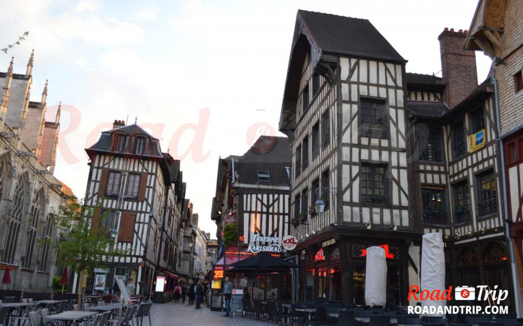 Centre de Troyes