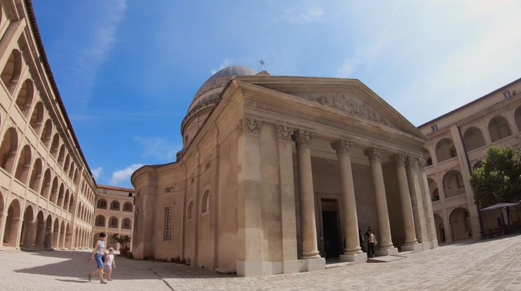 Centre de la Vieille Charité à Marseille
