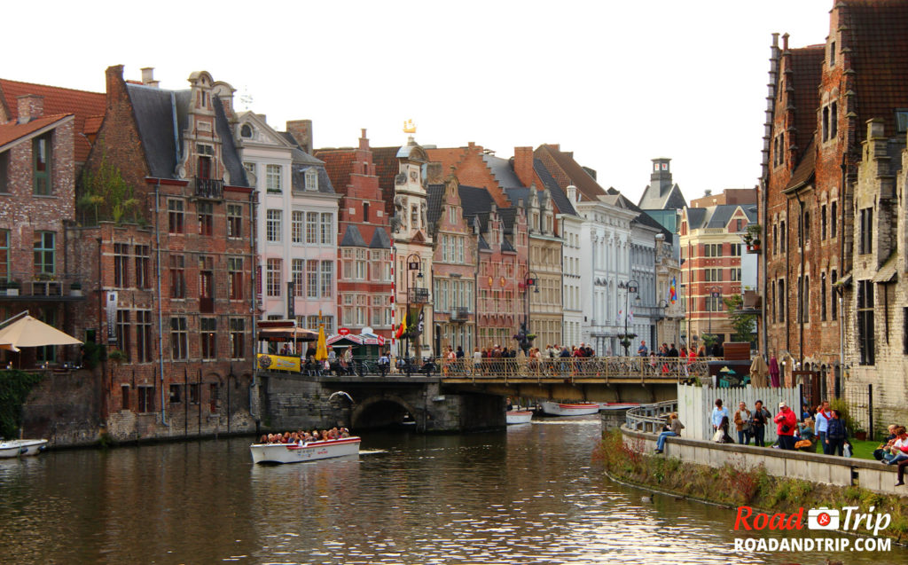 Centre historique de Gand