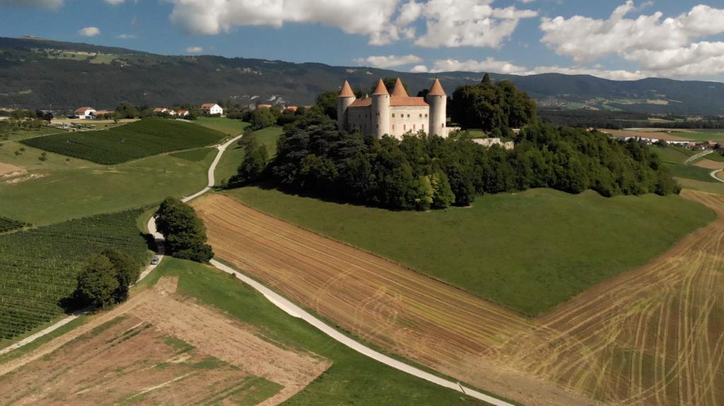 Château proche de Yverdon les Bains