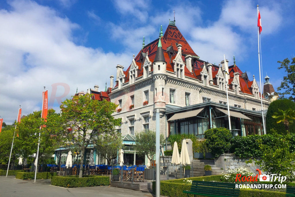 Chateau d'Ouchy-Lausanne