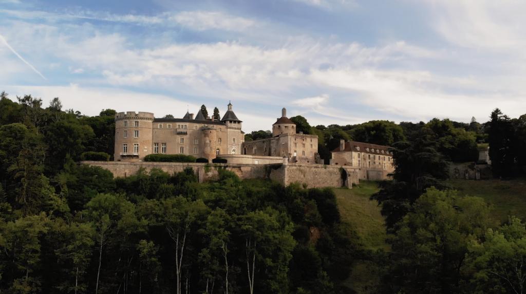 Chateau de Chastellux Parc Régional du Morvan