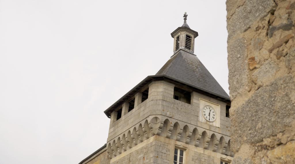 Chateau de Chastellux dans le Morvan