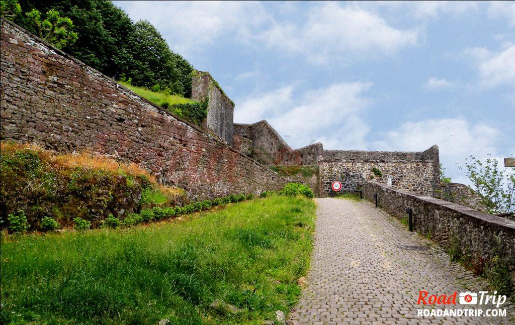Chemin de la Citadelle