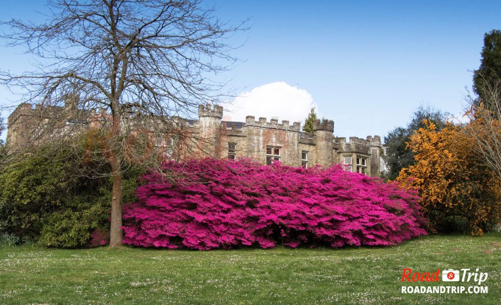 Clyne Gardens à Swansea