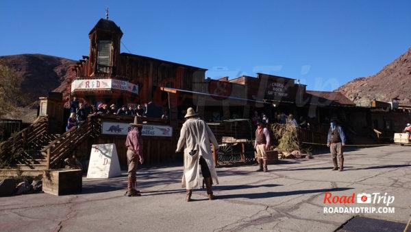 Duel au soleil à Calico Ghost Town