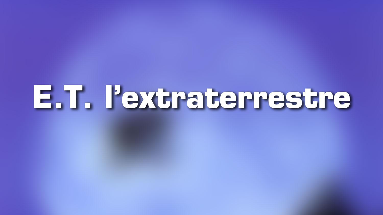 Lieux de tournage – E.T. L'Extraterrestre