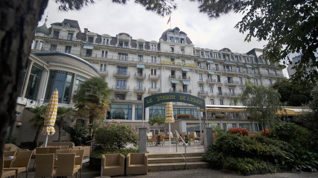 Eden Palace à Montreux