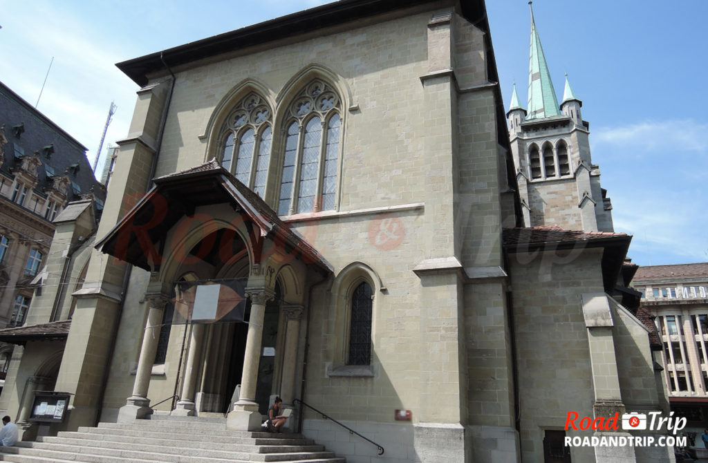 Eglise Saint François à Lausanne