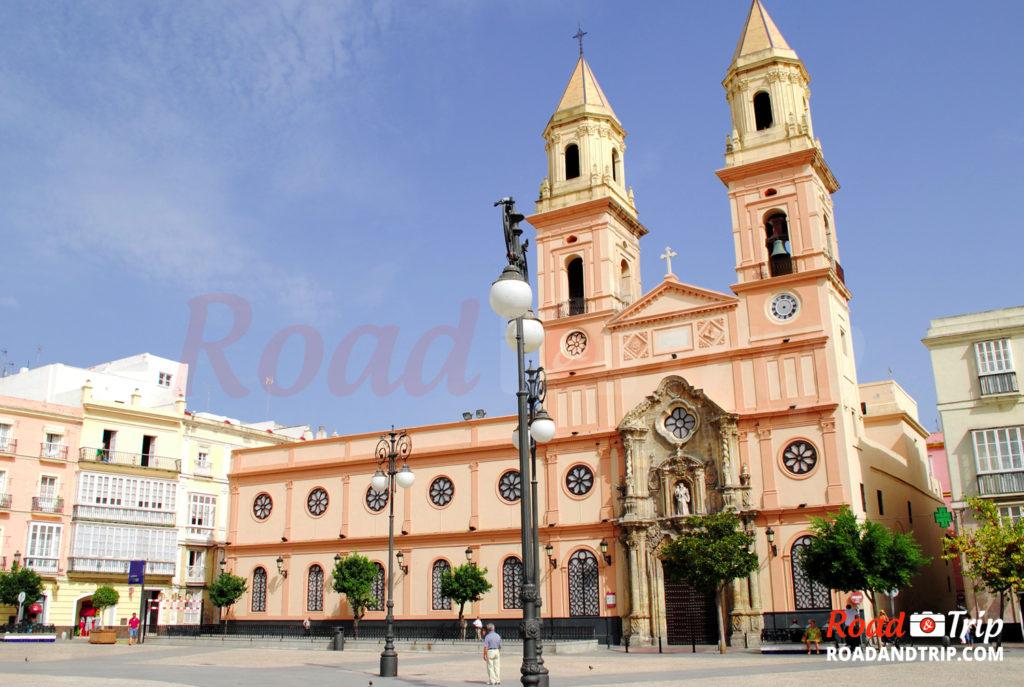 Eglise San Antonio de Padua