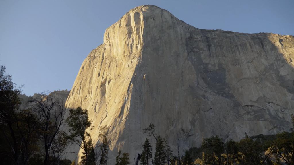 El Capitan à Yosemite