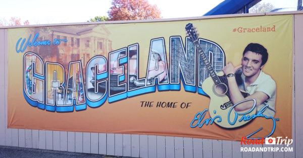 Entrée à Graceland