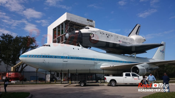 Entrée de la NASA