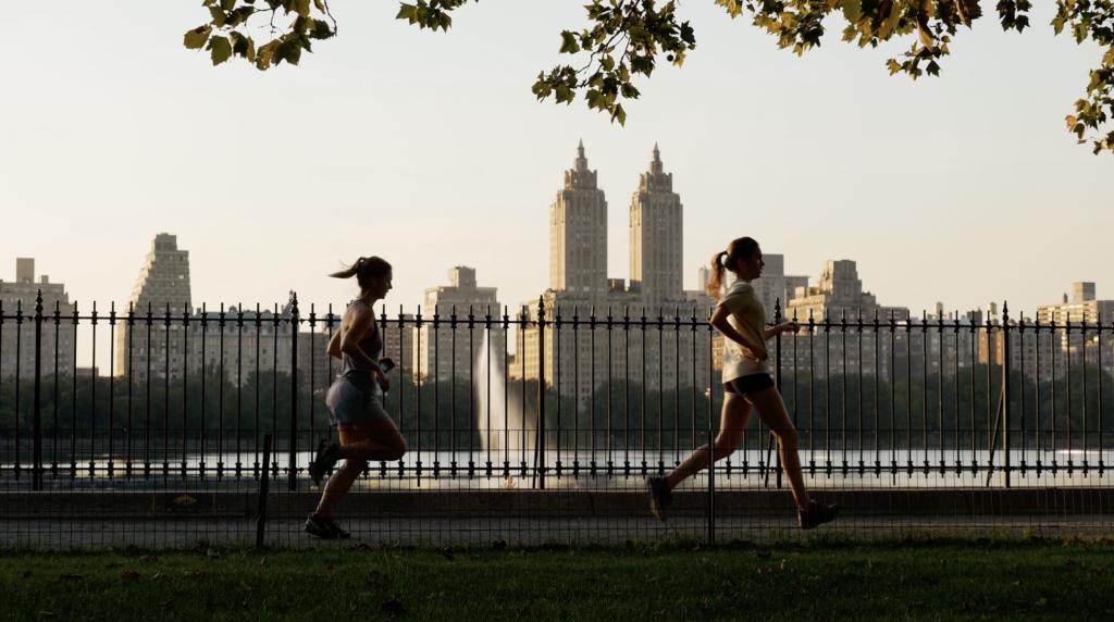 Faire du running à Central Park