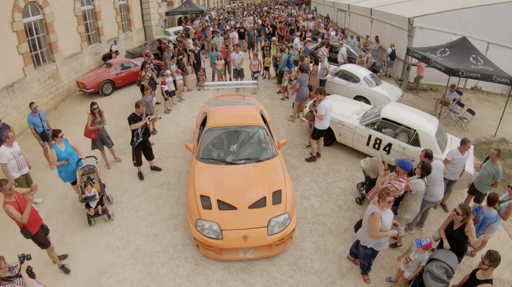 Fast and Furious pendant la Rencontre Européenne des Voitures Stars de Cinéma REVSC