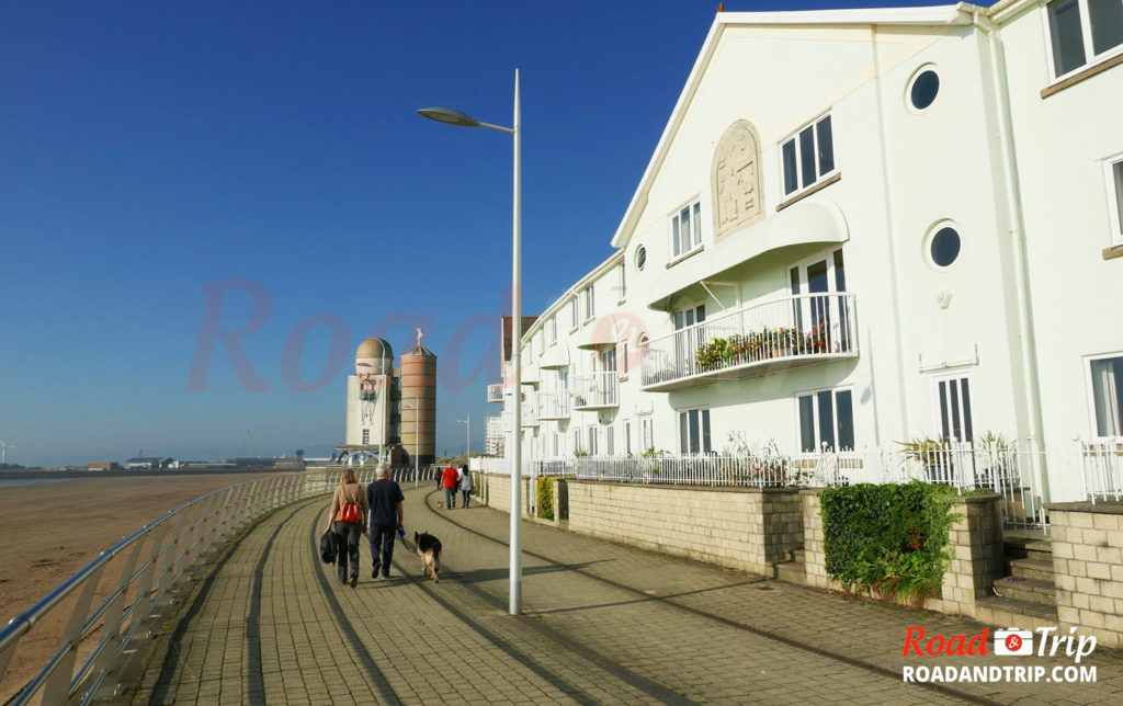 Front de mer à Swansea