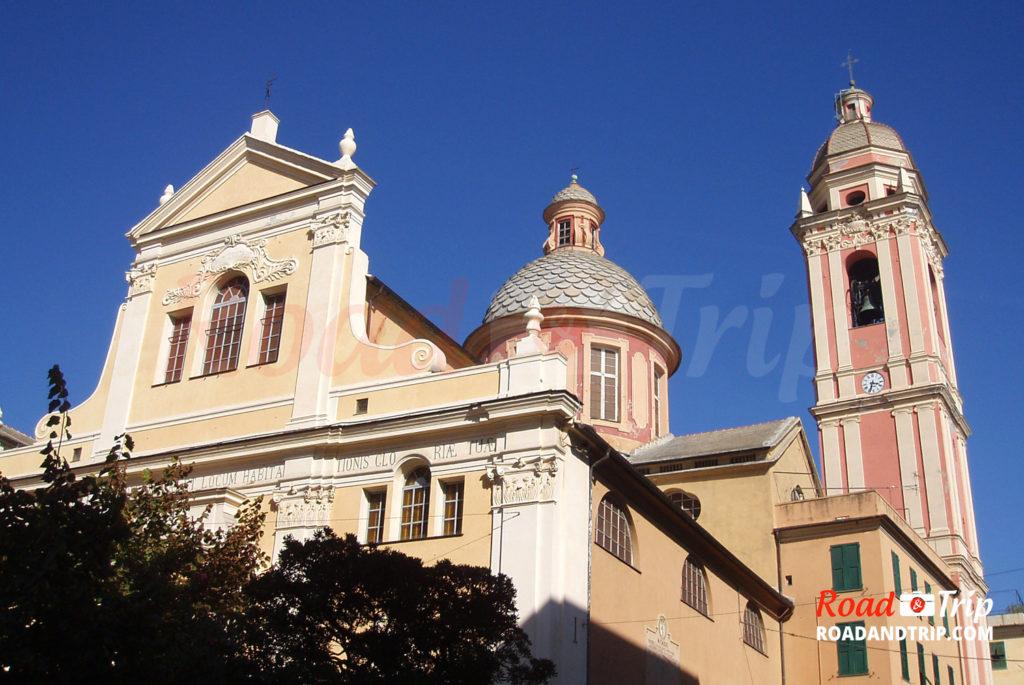 Gênes en Ligurie