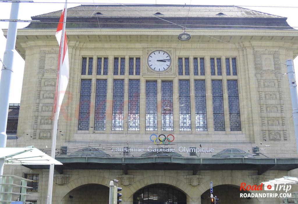 Gare de Lausanne
