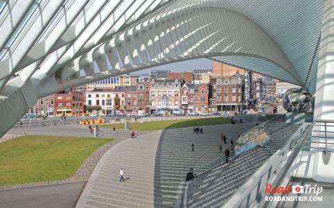 Gare de Liège-Guillemins
