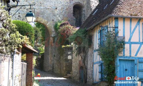 Gerberoy, plus beau village de France