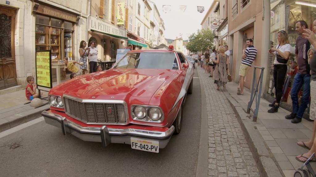 Gran Torino de Starsky et Hutch