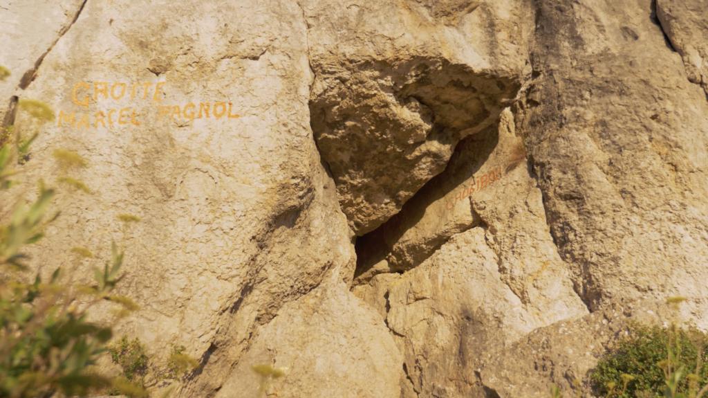 Grotte du Grosibou Collines de Marcel Pagnol