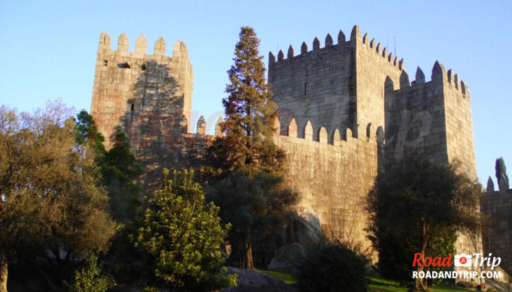 Une journée de balade à Guimaraes au Portugal