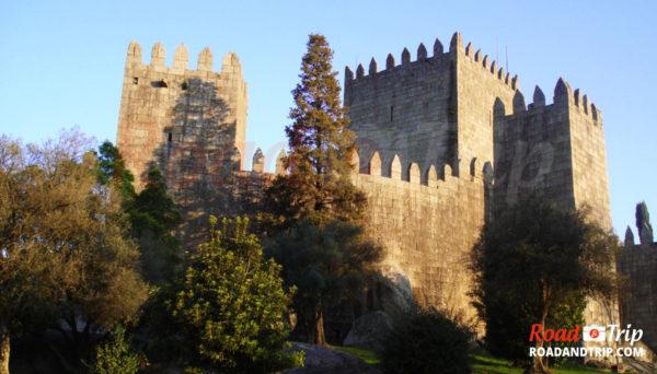 Guimaraes au Portugal
