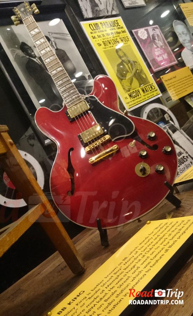 Guitare de B.B. King