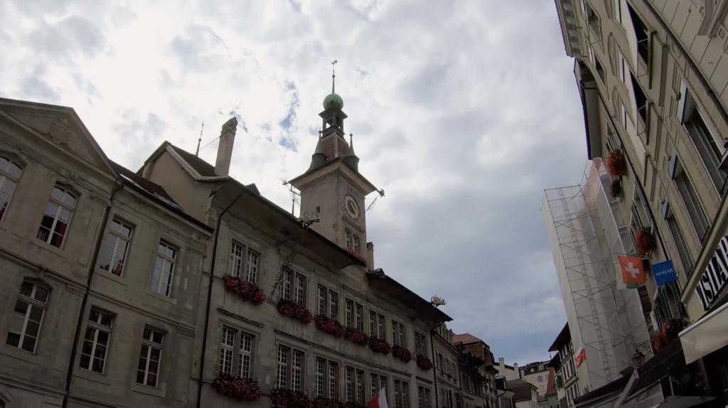 Hôtel de Ville de Lausanne