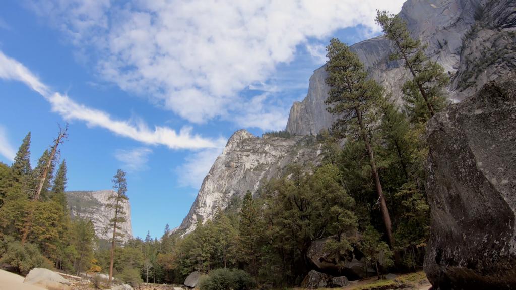 Half Dome à Yosemite
